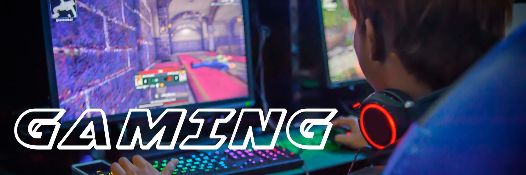GAMING imagen principal entrada blog