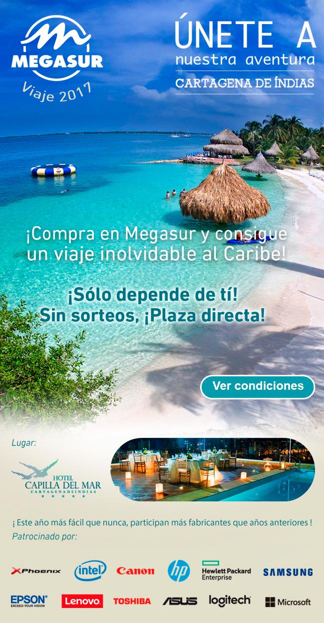 caribe, megasur